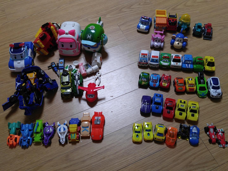자동차 장난감, 변신자동차, 미니카 (로보카폴리, 슈퍼윙스 등등)ㅡ남아 장난감, 남자아이 장난감