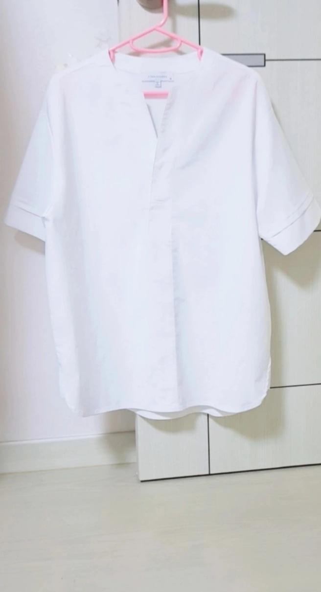 리버클래시 루즈핏 반팔셔츠