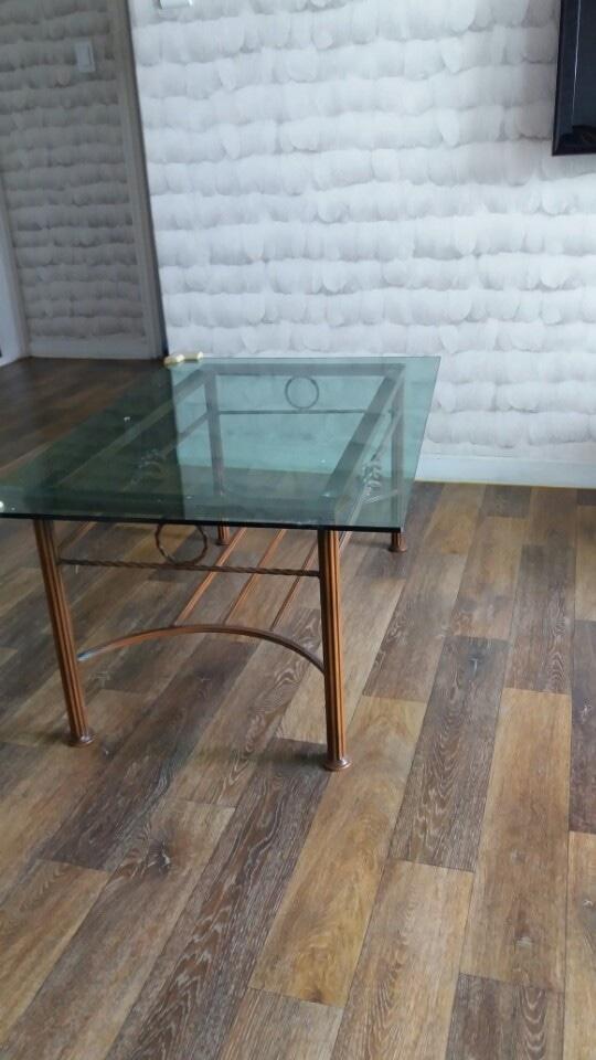 유리 협탁 테이블 무료나눔