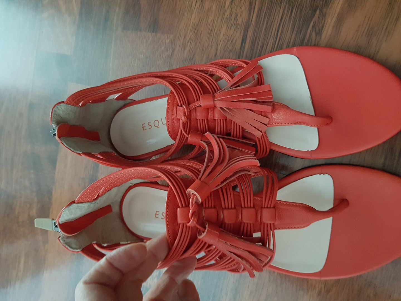 에스콰이어 새신발