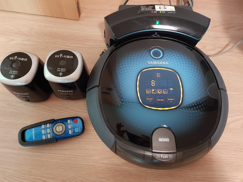 삼성 탱고 아이지킴이 로봇 청소기
