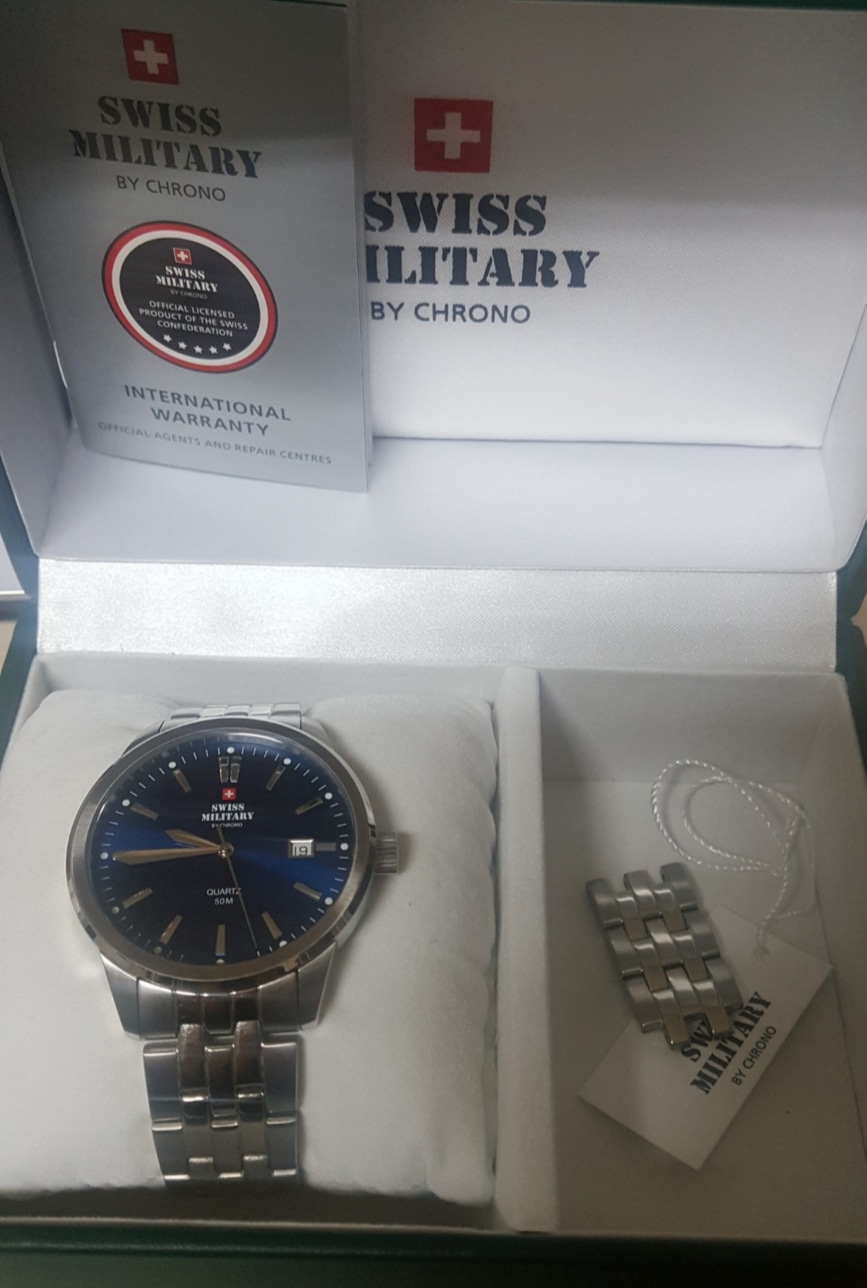 스위스 밀리터리 시계 판매