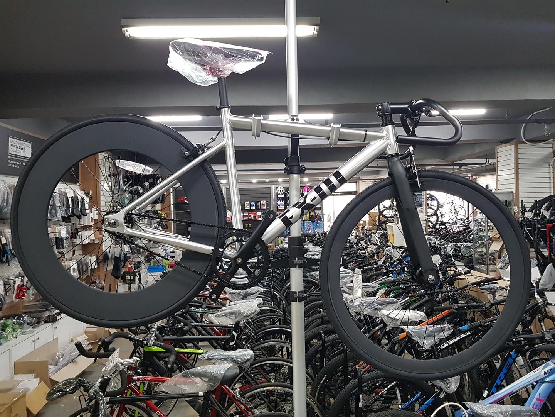 [새상품] 블루픽시 알루미늄 자전거최저가판매!!
