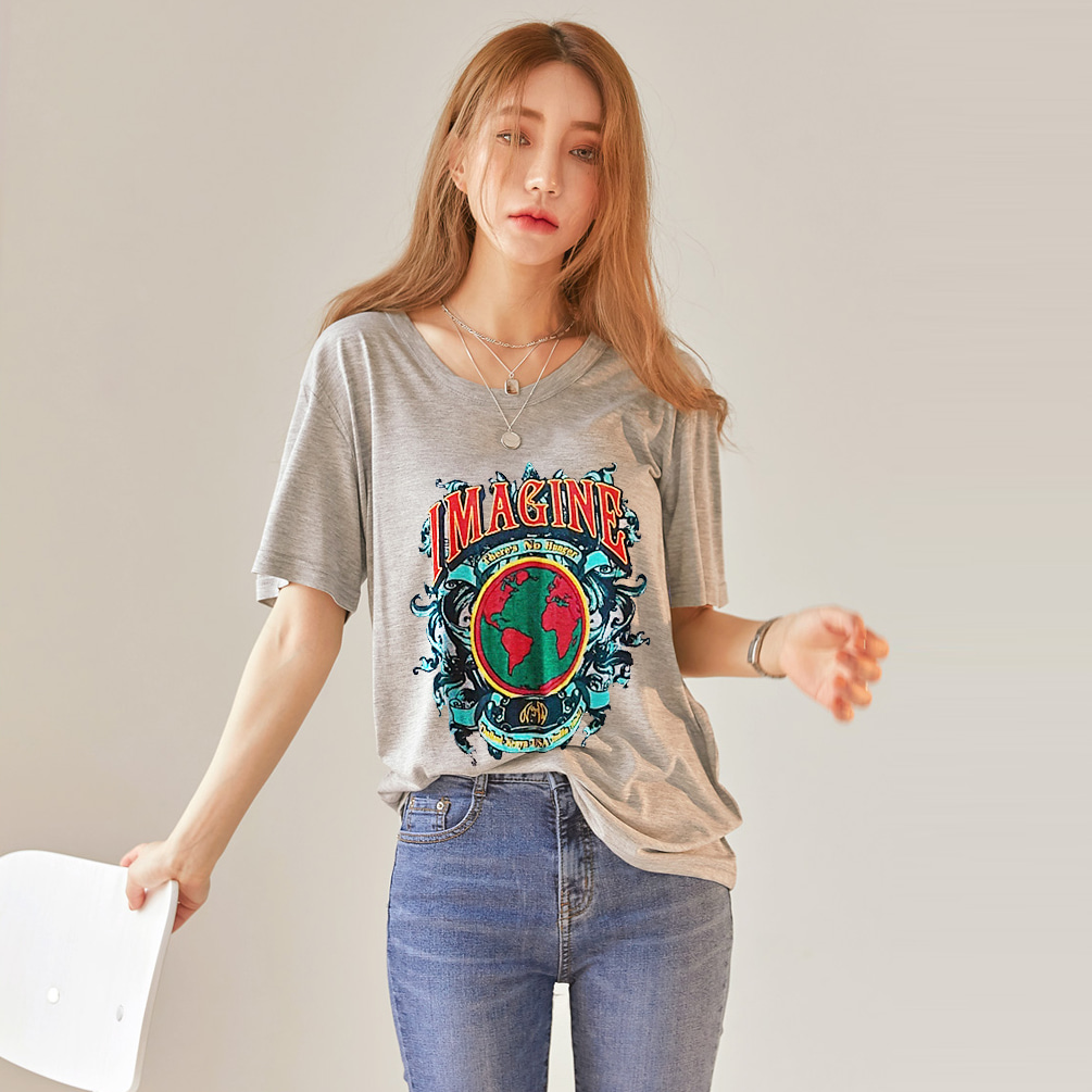 🔹새상품🔹 맥 슬라브 티셔츠 28,000 →