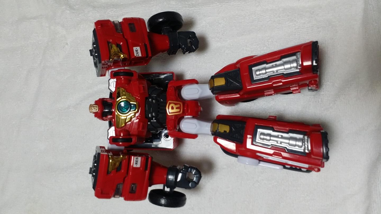 변신로봇 자동차 또봇R