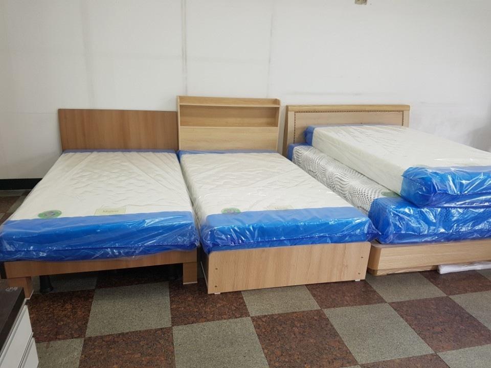침대 싱글 슈퍼싱글 더블 퀸 킹 가격 다 달라요