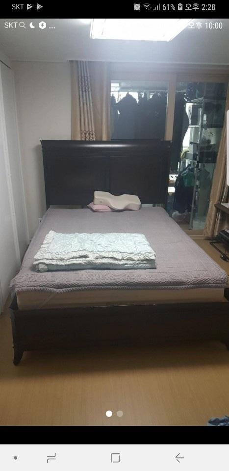 퀸침대  침대