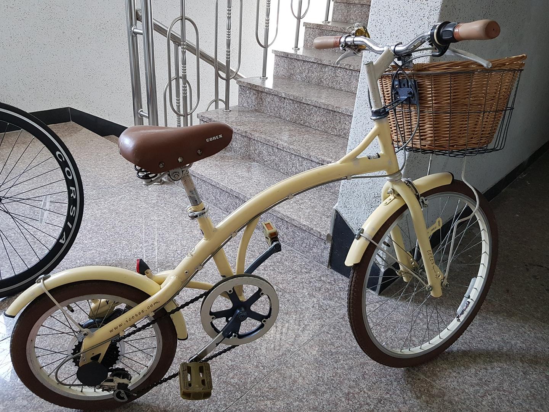 여성용자전거(빈폴자전거) 판매합니다
