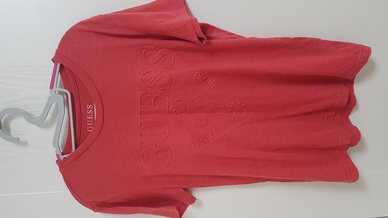 게스 티셔츠
