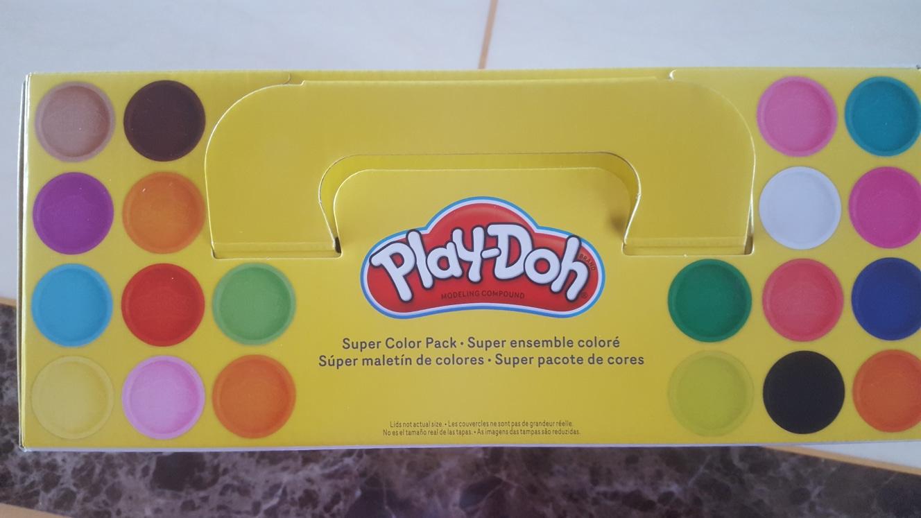 새상품) 플레이도우 20팩