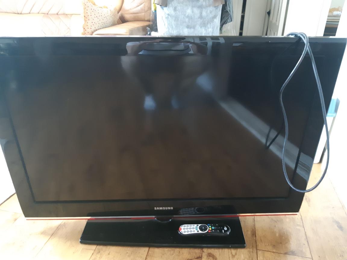 삼성파브 40인치 TV