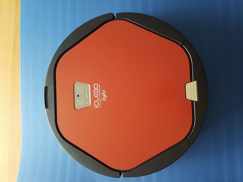 아이클레보 로봇청소기