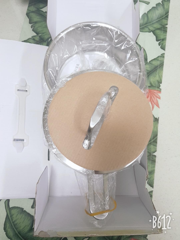 스와르미스swarmiss 편수냄비16cm