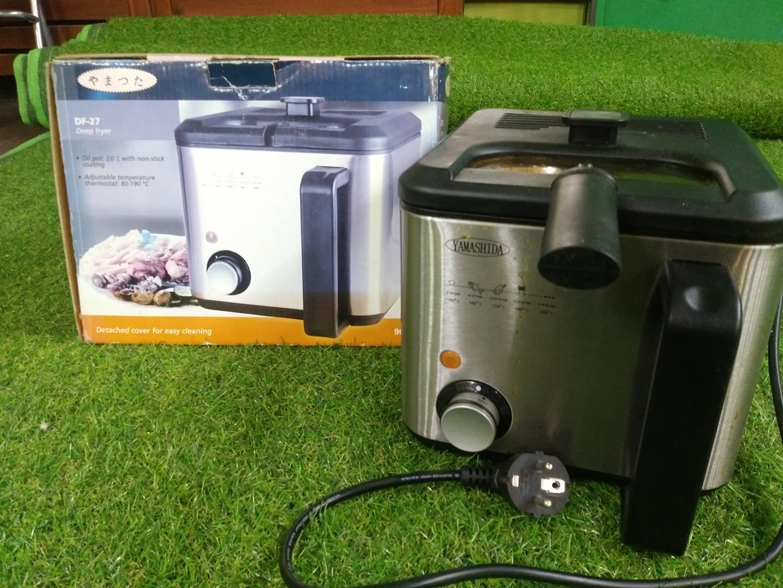 야마시다 가정용 튀김기(소) 무료