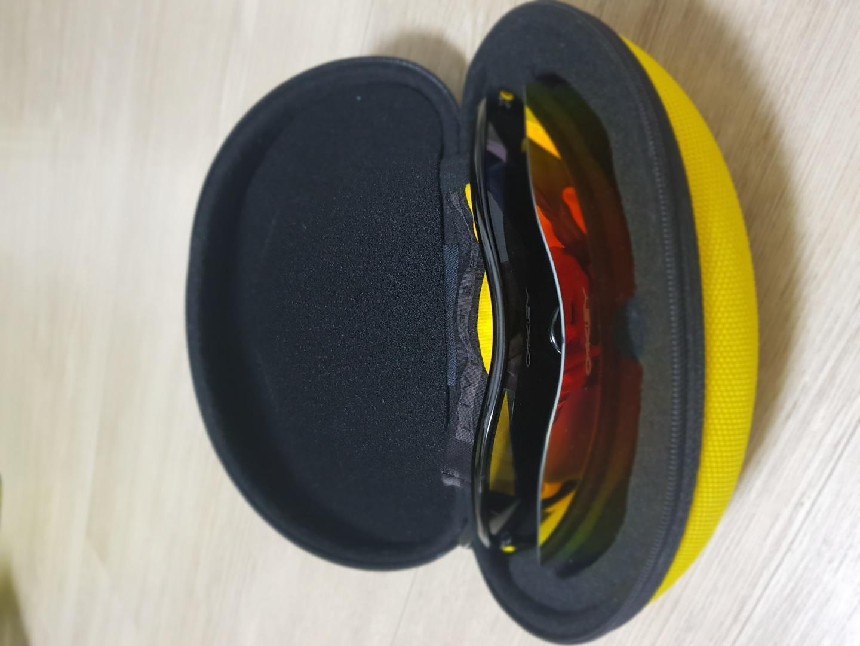 오클리 레이더 고글(선글라스) +편광렌즈