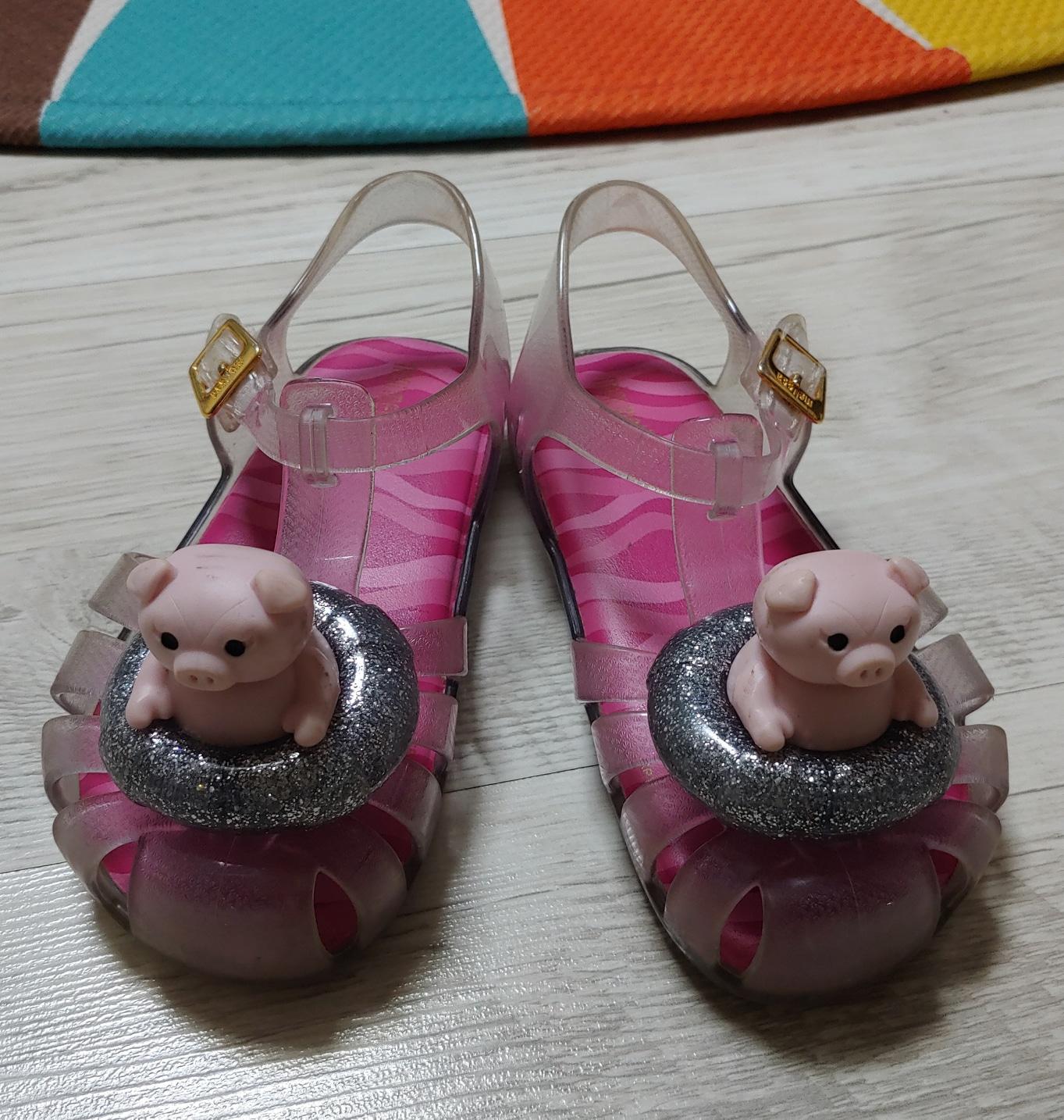 미니멜리사 돼지튜브♥ 170 + 앵두170(가격내림)