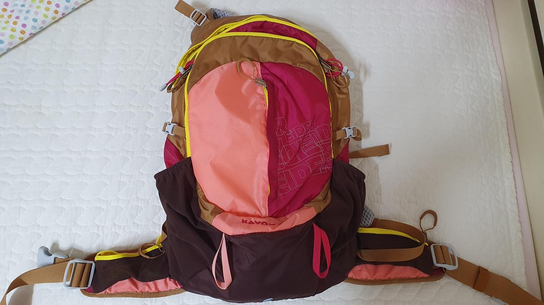 아이더 여성 등산가방 20리터 (새제품)