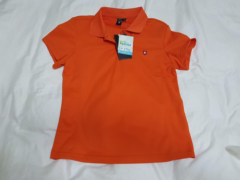 (새것)등산 운동 방수 골프 셔츠 티 상의