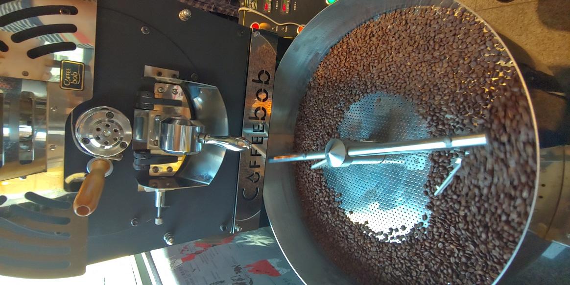 커피원두 커피볶는카페라뽈리스