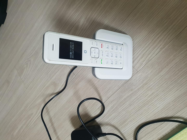 6무선 전화기
