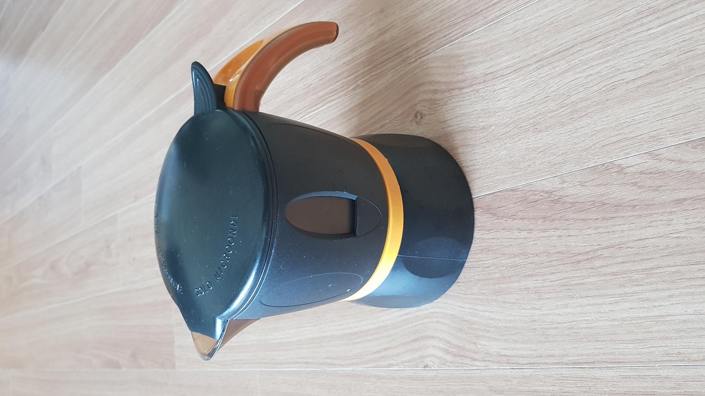 이태리명품 킴보마미 전자렌지용 커피포트