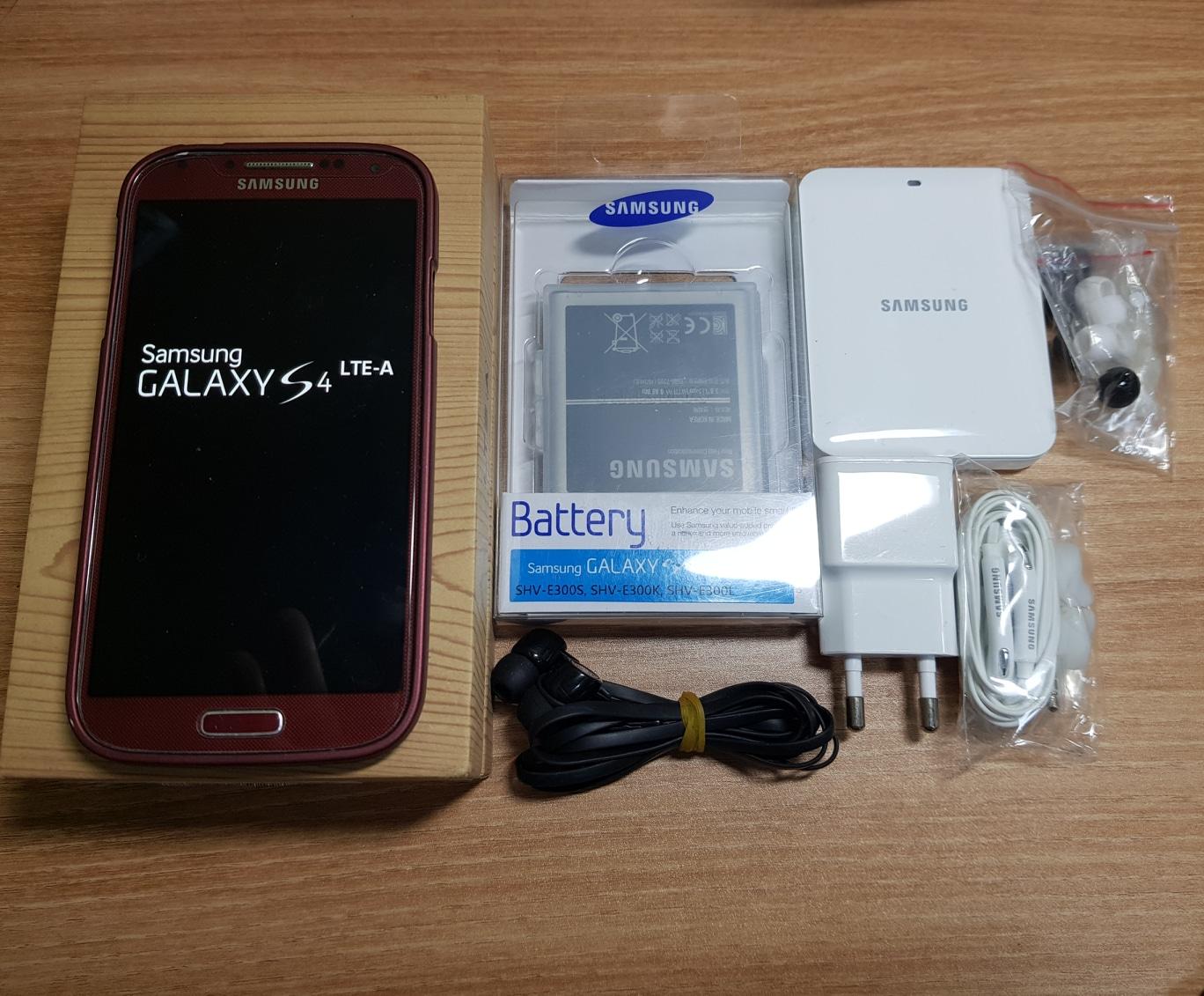 갤럭시 S4 LTE-A