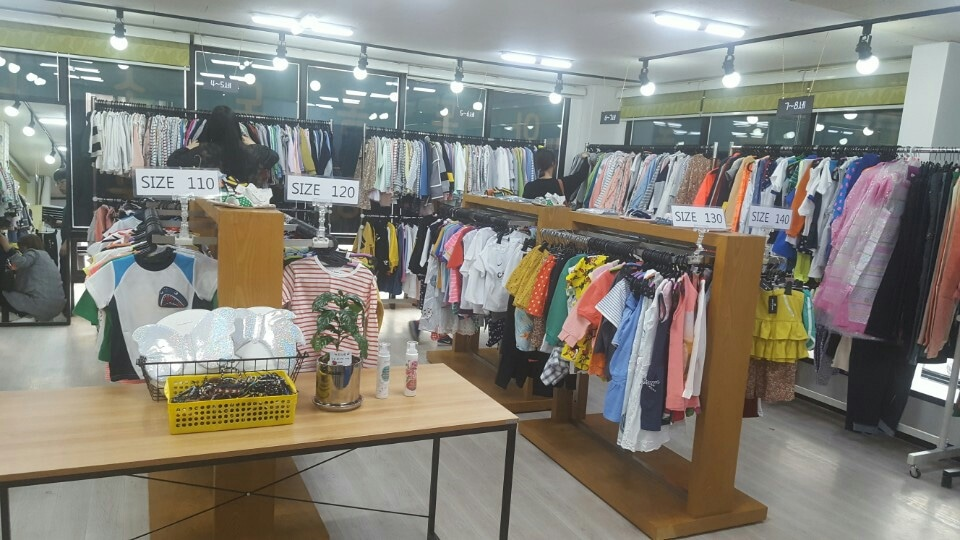 계양구 최대 브랜드 아동복 보물섬방가네 여름옷장 대개봉!