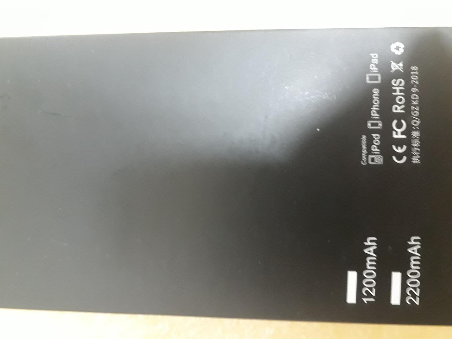 블루투스 이어폰 충전케이스 휴대폰도 충전가능