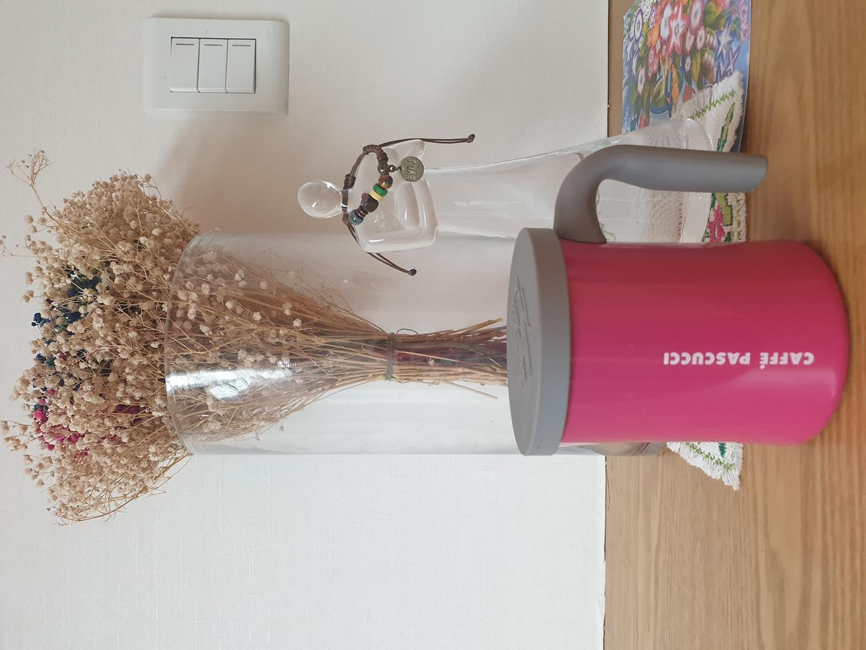 파스쿠찌 텀블러컵(핑크)