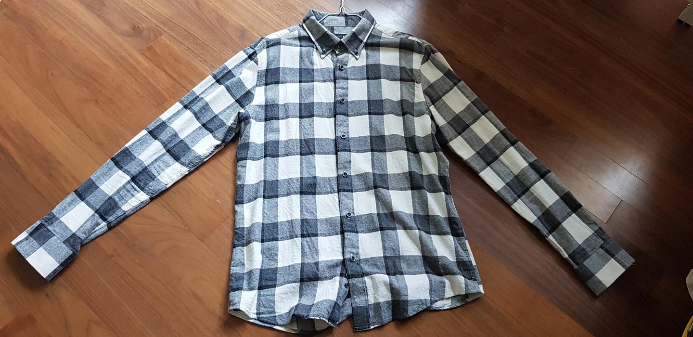 남성 셔츠(105)