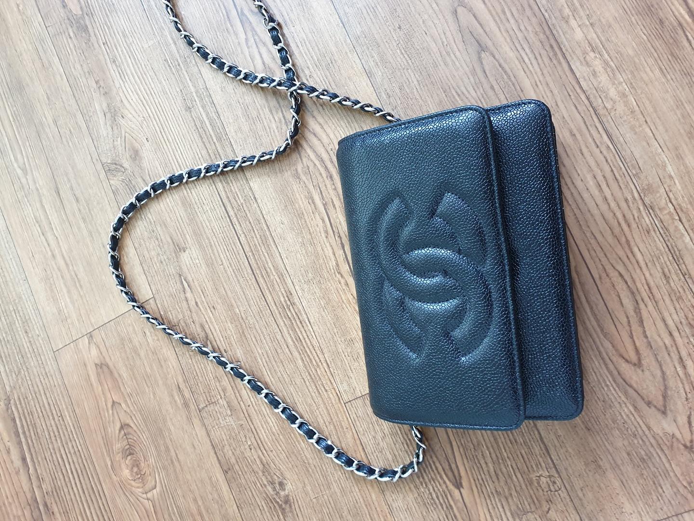 샤넬 스타일 가방