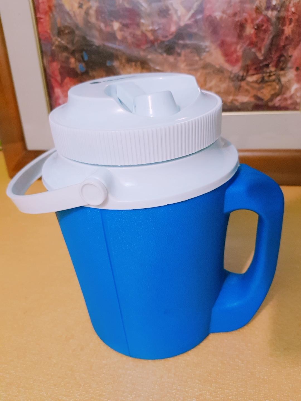보냉 보온 물통 아이스물통 2L 거의새상품