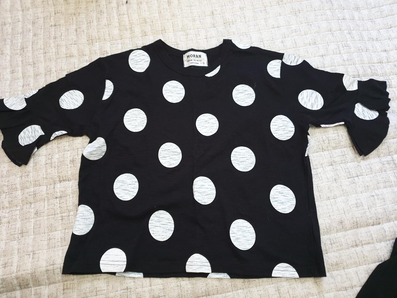 주니어 S사이즈 유아복 여름티셔츠
