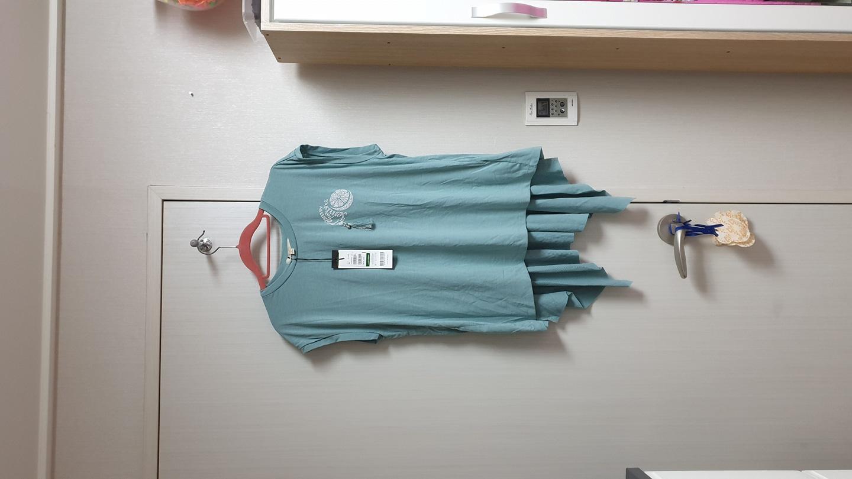 새상품)66)GGPX 언발수술티셔츠