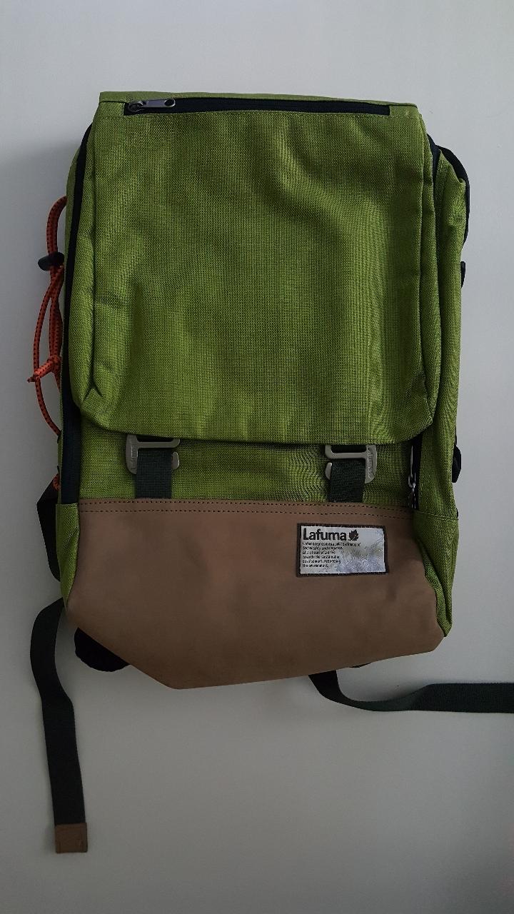 [새제품] 라퓨마 등산/캐쥬얼 가방