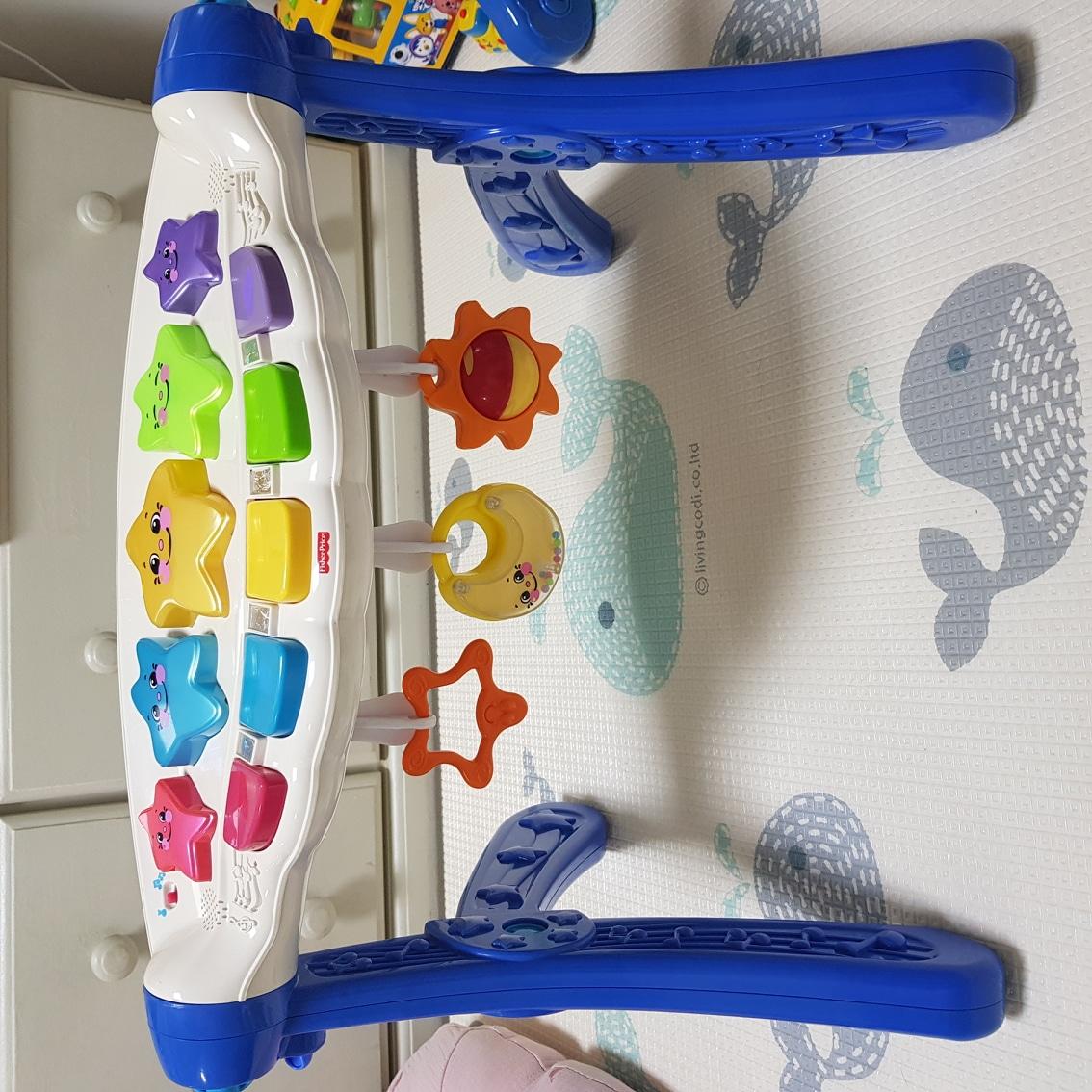아기체육관, 범보의자