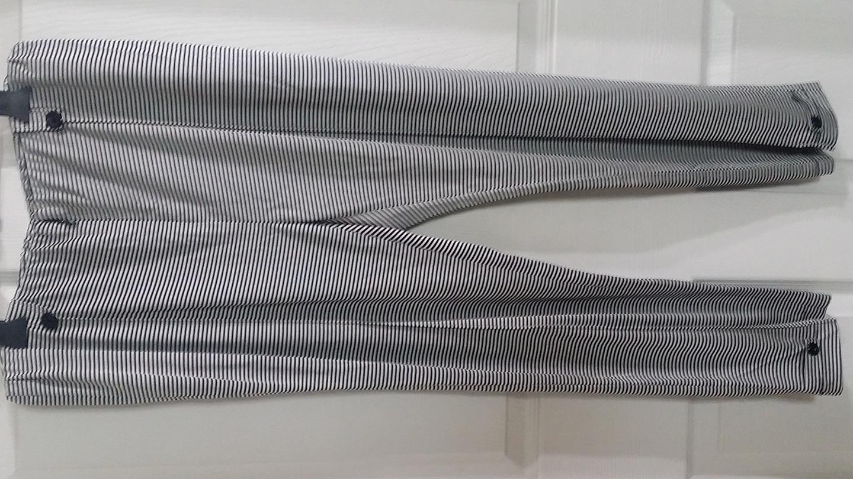 최수아 스트라이프 여름바지(77, 새옷)