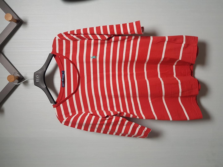 폴로 스트라이프 티셔츠(S)