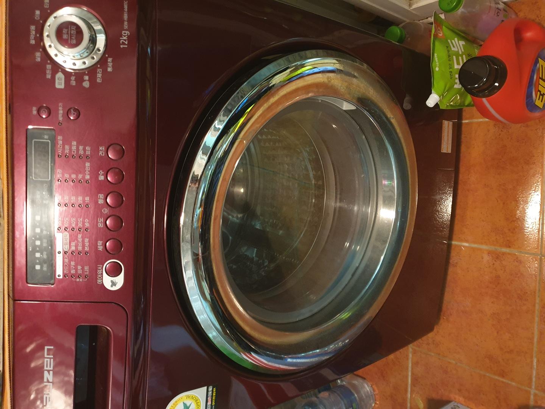 무료나눔 (삼성 하우젠 드롬세탁기)