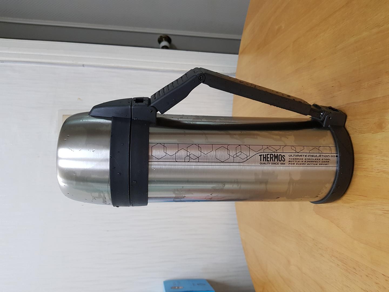 일본 써모스(THERMOS) 보온 보냉 2리터