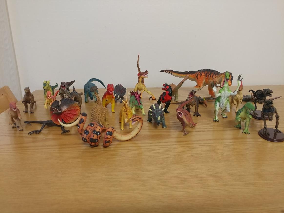 4D마스터 입체퍼즐 공룡피규어