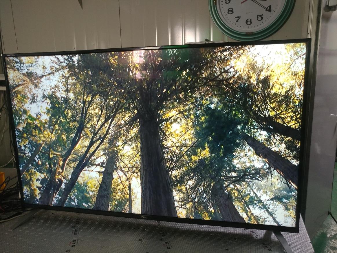 모넥스 16년도 제조 65인치  LED TV 팔아요
