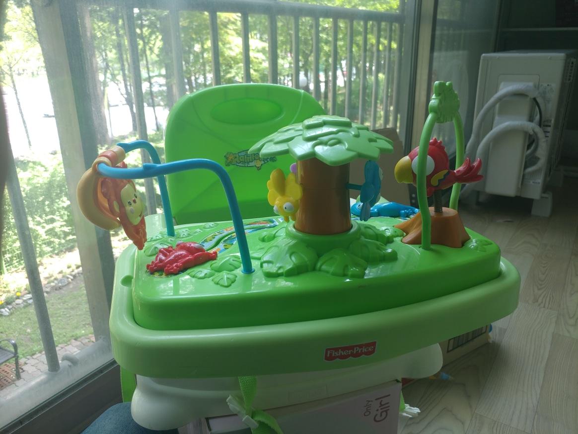 피셔프라이스 아기 의자