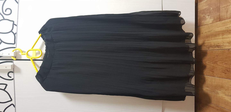 주름쉬폰치마55.66
