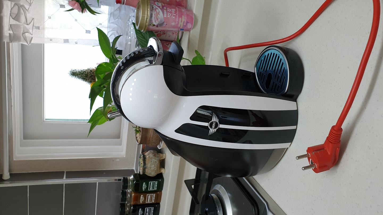 돌체구스토 한정판 에디션 BMW미니 디자인 커피머신기