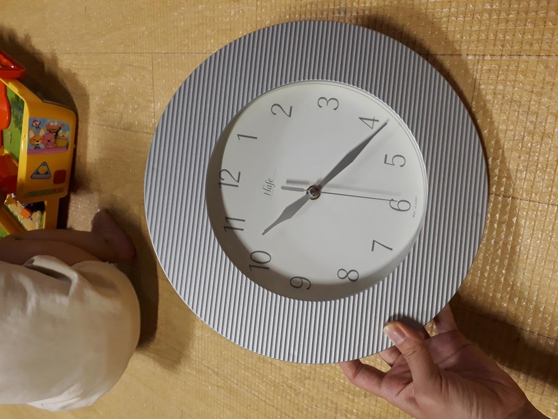 실버톤 ㆍ벽시계