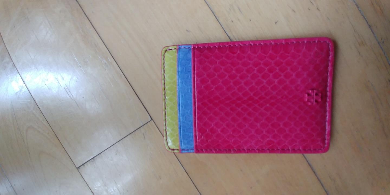 (새것) 토리버치 카드 지갑과 쇼핑백