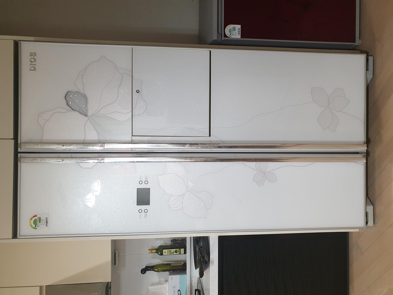 냉장고754L양문형 냉장고 입니다