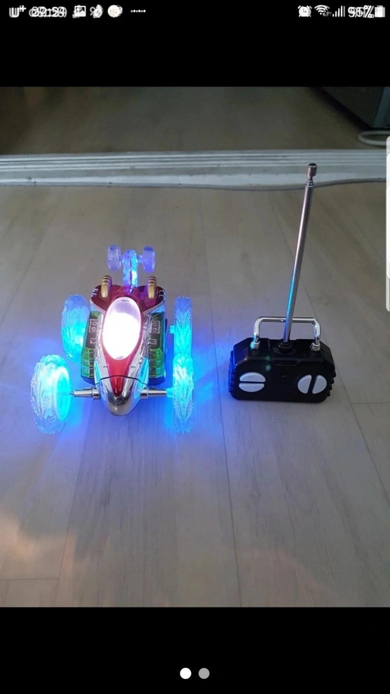 LED RC카