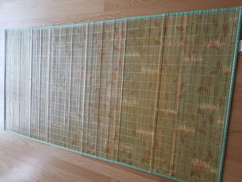 대나무 돗자리